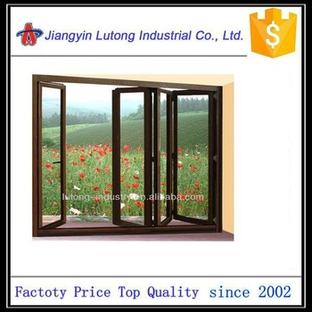 HOT!!!6000 series aluminum sliding windows frame