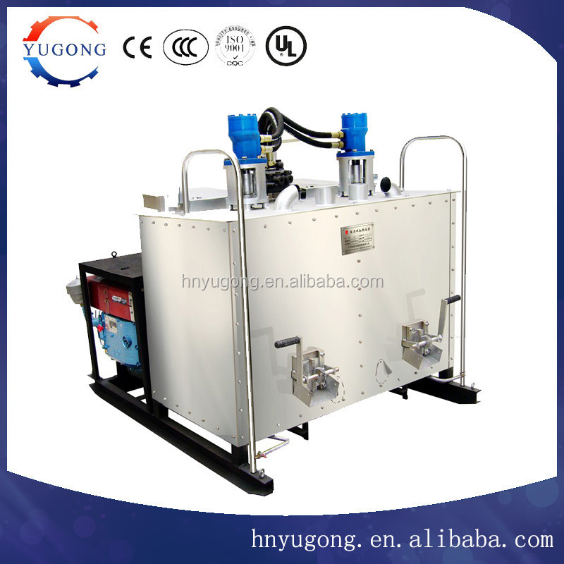 Second hand used thermoplastic road marking machine