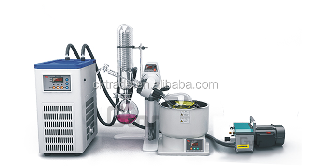 1~50L Explosion-proof Innovative Laboratory Vacuum Rotary Evaporator for Vacuum Distillation and Extraction