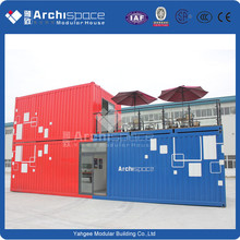 CYMB Prefabricated container house villa