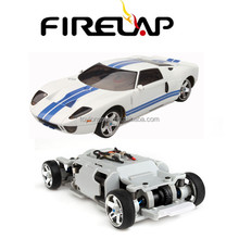 mini scale 2.4G battery powered electric rc drift car
