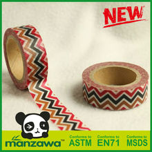 Manzawa double sided tape silicone adhesive
