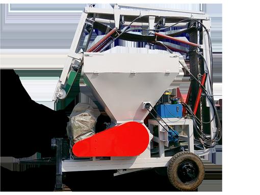 移動式粉碎機 拖拉機帶秸稈粉碎機