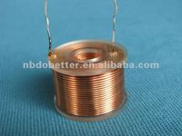 Audio inductor coil