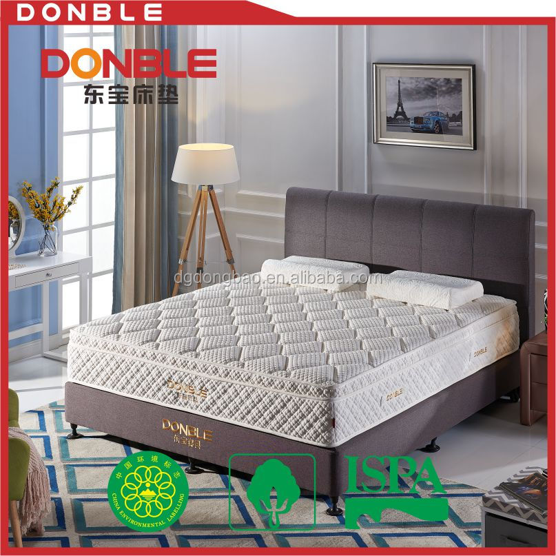 Wholesale High Quality Pocket Spring Bed Mattress - Jozy Mattress   Jozy.net