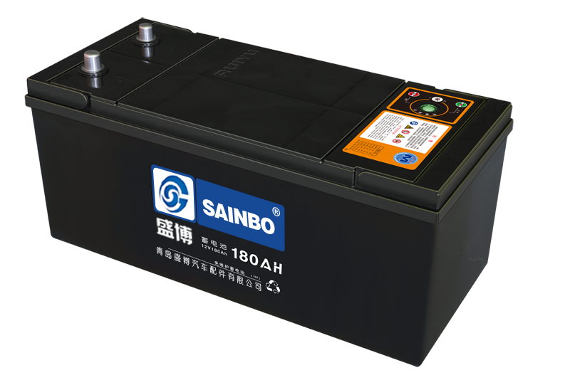 auto maintenance free 68033-din180 car battery/12V180AH car battery/high capacity high quality and good price car battery