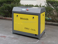 direct driven double-screw rod air compressor 7-13bar