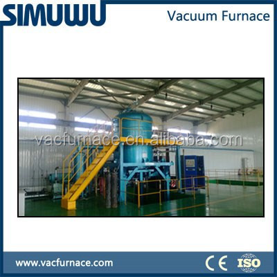 Continuous vacuum induction melting furnace for Ti,Mo,Zr,Ta,Nb,W