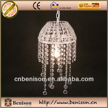 CE approved 2013 new products high quality acrylic crystal ceiling lamp