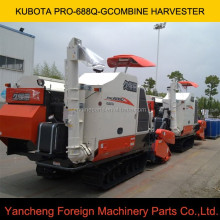 HIGH QUALITY OF KUBOTA PRO688Q-G COMBINE HARVESTER