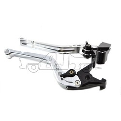 BJ-LS-003 High quality CNC performance motorcycle brake clutch lever 110cc
