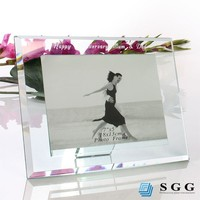 4x6 clear Non-Glare Picture Frame float Glass