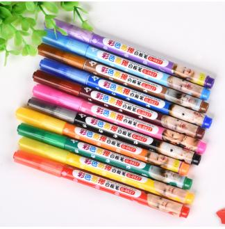 G-0627 High quality dry erase colorful whiteboard marker pen