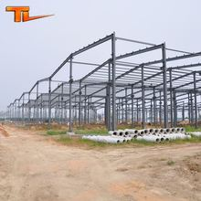 american cheap structural steel warehouse with furniture