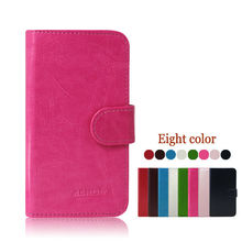 Wholesale High Quality Stand Wallet Flip Leather Case For HTC Desire 200