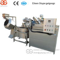 Healthy Food Vegetable Chips Frying Machine