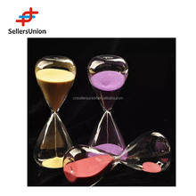 No 1 yiwu agent reverse flowing high quality hourglass sand timer sand clock