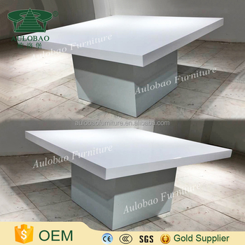 High Gloss White Mdf Top Dining Table For Sale Buy White Mdf