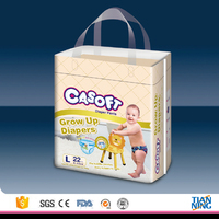 high quality quick absorbent disposable sleepy baby diaper with economical price