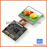 2.5'' digital Small lcd clock