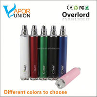 2015 mosler ecig 2600mah usb passthrough battery clover overlord 2600mah battery e6 electronic cigarette