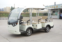 72v, 7.5kw AC system, LVTONG 14 seater Sightseeing car