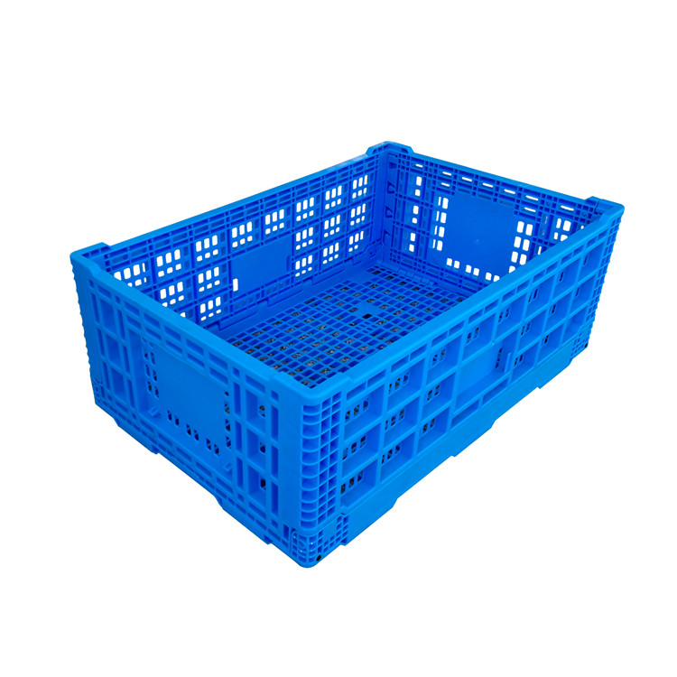 foldable plastic crate for Produce