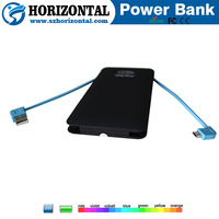 2016 list small business ideas power bank charger with charging cable ,power bank hippo charger ,wopow usb power bank 10000mah