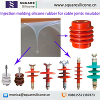 liquid silicone rubber for terminal protective jacket insulators