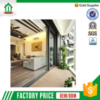 Hot selling cheap price aluminum outside door