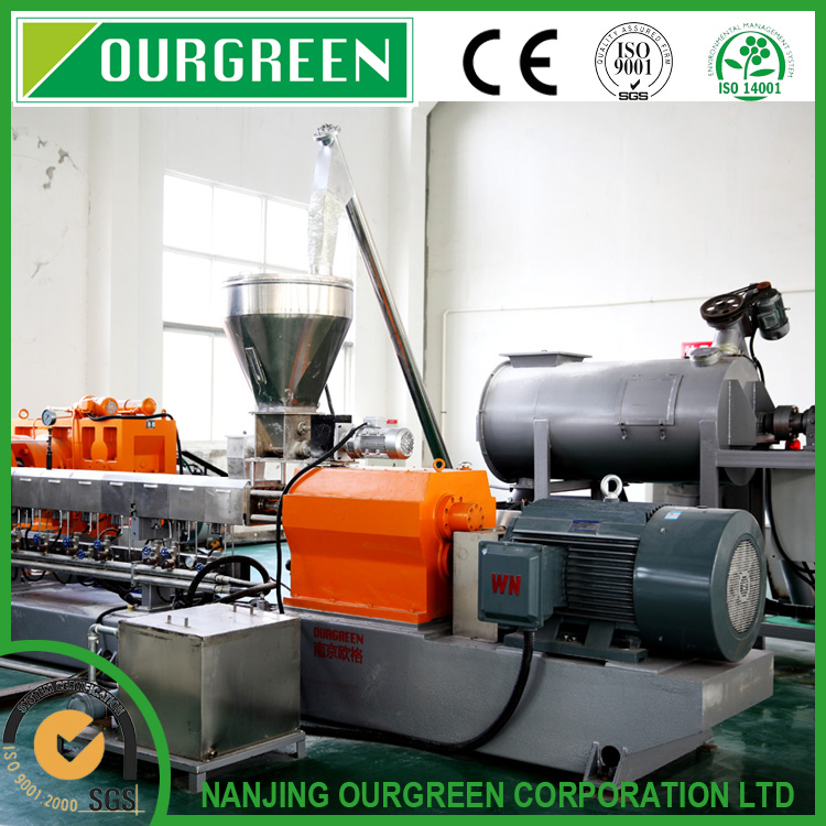 Nanjing Ourgreen CFC / HCFC / HFC Free / CO2 XPS Production Line for XPS Foam Board