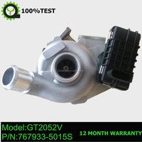 Electric turbo charger 767933-0015 767933-5015S for Ford Transit 2.2TDCI