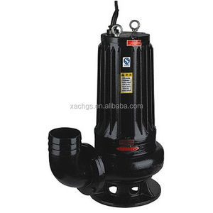 China Factory Price New Arrival Non Clogging Sewage Submersible Pump water pump