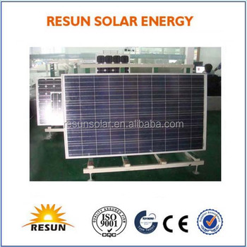 high efficiency 320w solar panel with CE TUV certificate