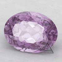 Oval Pink Amethyst Semi Precious Gemstones Natural and Lab Created Wholesale