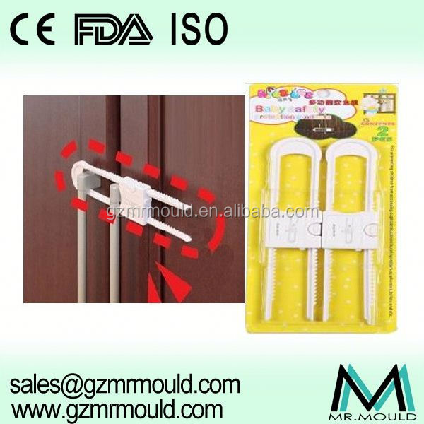 children metal baby safety gate for home