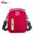 China alibaba custom man women travel sling crossbody bag nylon mini messenger bag