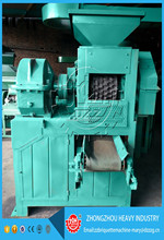Hot sale high quality iron concentrate briquette equipment