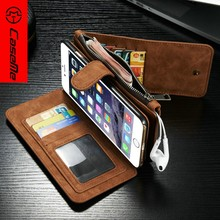 iCaseTec Leather Case for iPhone 6, for iPhone 6 Cell Phone Case, Mobile Card Case for iPhone 6