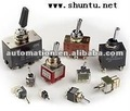 S-116 Nihon Kaiheiki Switches S116 Toggle Switch DPDT toggle switch ON-ON