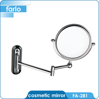 FARLO dressing table mirror with led lights