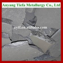 Alloy deoxidizer block-shaped silicon Iron