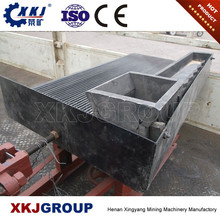 2018 hot selling mining separating equipment--gold shaking table
