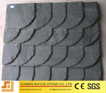 Natural Round Slate Roofing