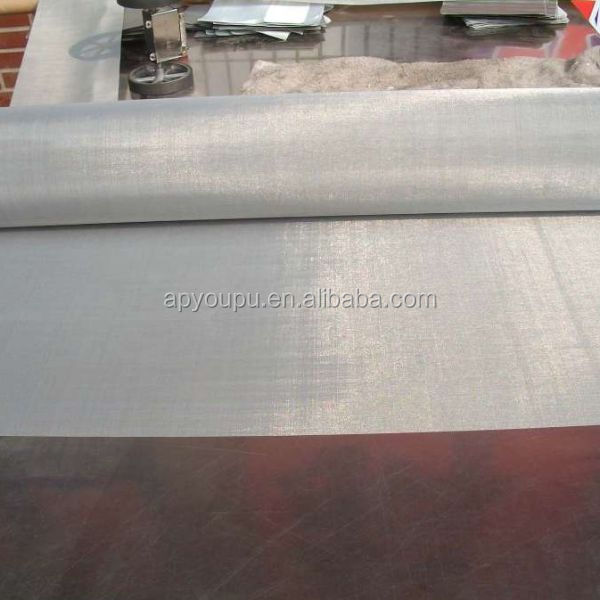 304 Stainless steel wire mesh 200 mesh size