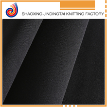 Fashion black cloth polyester fabric for sofa cover,fabric manufacturer