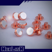 ELECTRICAL ALLOY BIMETAL SILVER CONTACTOR RIVET CONTACTS POINTS
