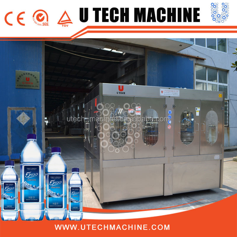 Water bottling pant sale /Mineral water filling machine price /Water bottling plant