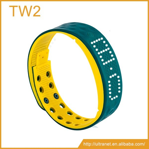 Fashion color wrist watch calorie calculator watch 3d pedometer watches fitness