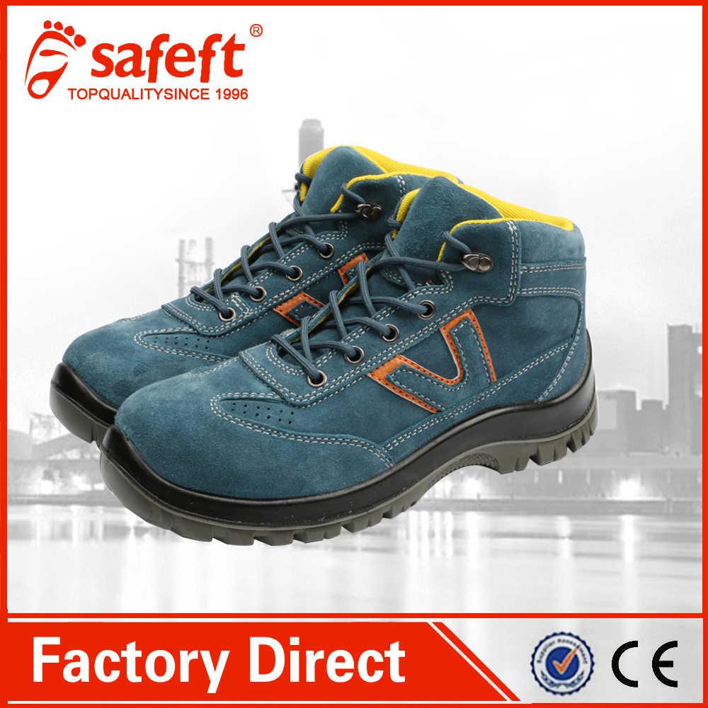 factory direct blue kings safety shoes